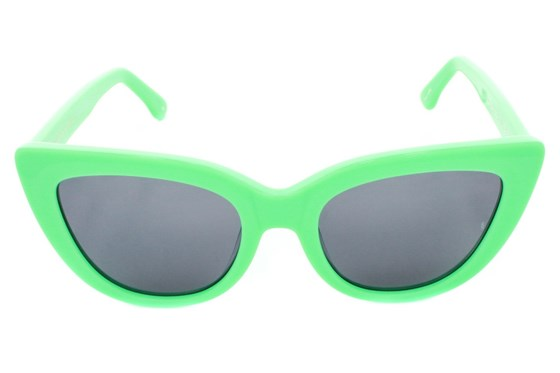 Sunday Somewhere Laura Turquoise Sunglasses