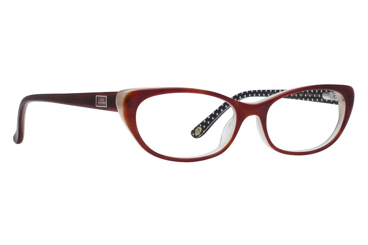 Lulu Guinness L867 Tortoise Glasses