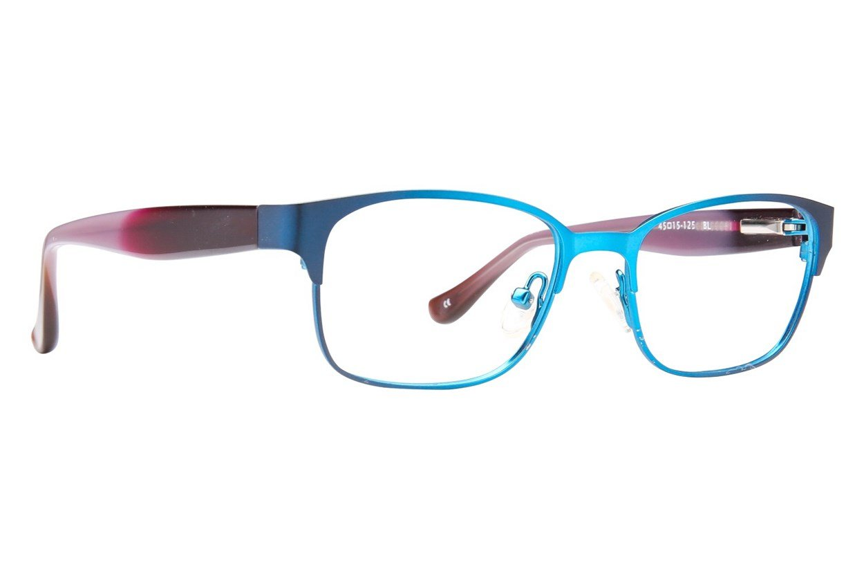 Kensie Girl Amazing Eyeglasses - Blue