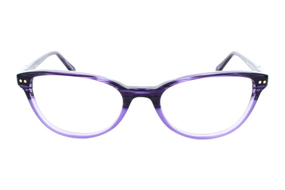 Lilly Pulitzer Davie Purple Glasses