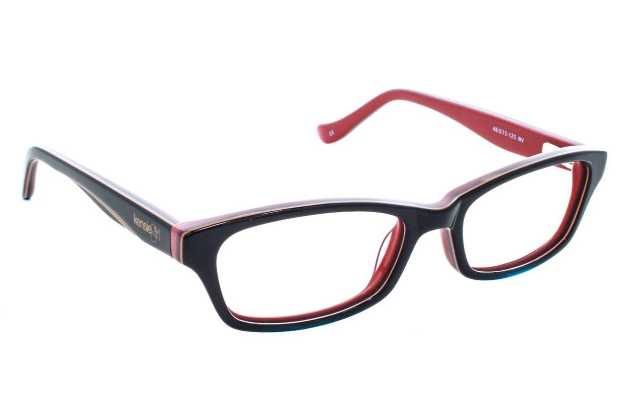 Kensie Girl Dreamer Blue Glasses