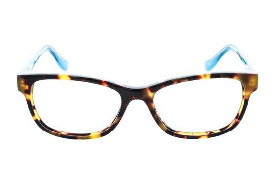 Kensie Girl Flower Tortoise Glasses