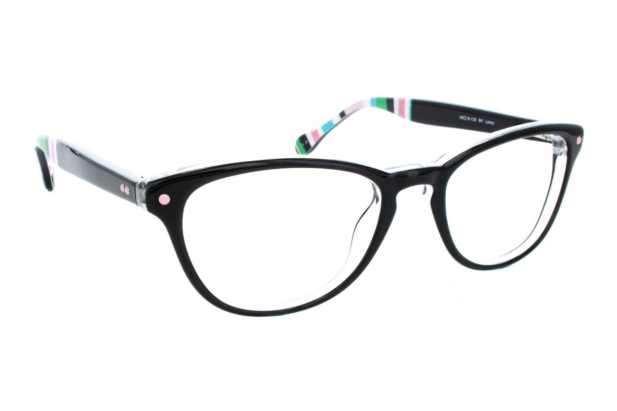 Lilly Pulitzer Laney Eyeglasses - Black