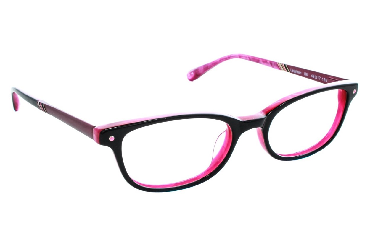 Lilly Pulitzer Leighton Eyeglasses - Black