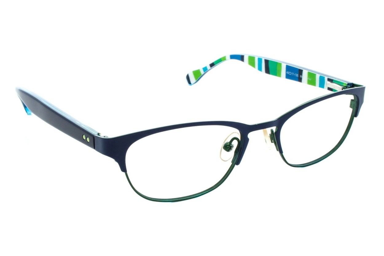 Lilly Pulitzer Porter Eyeglasses - Blue