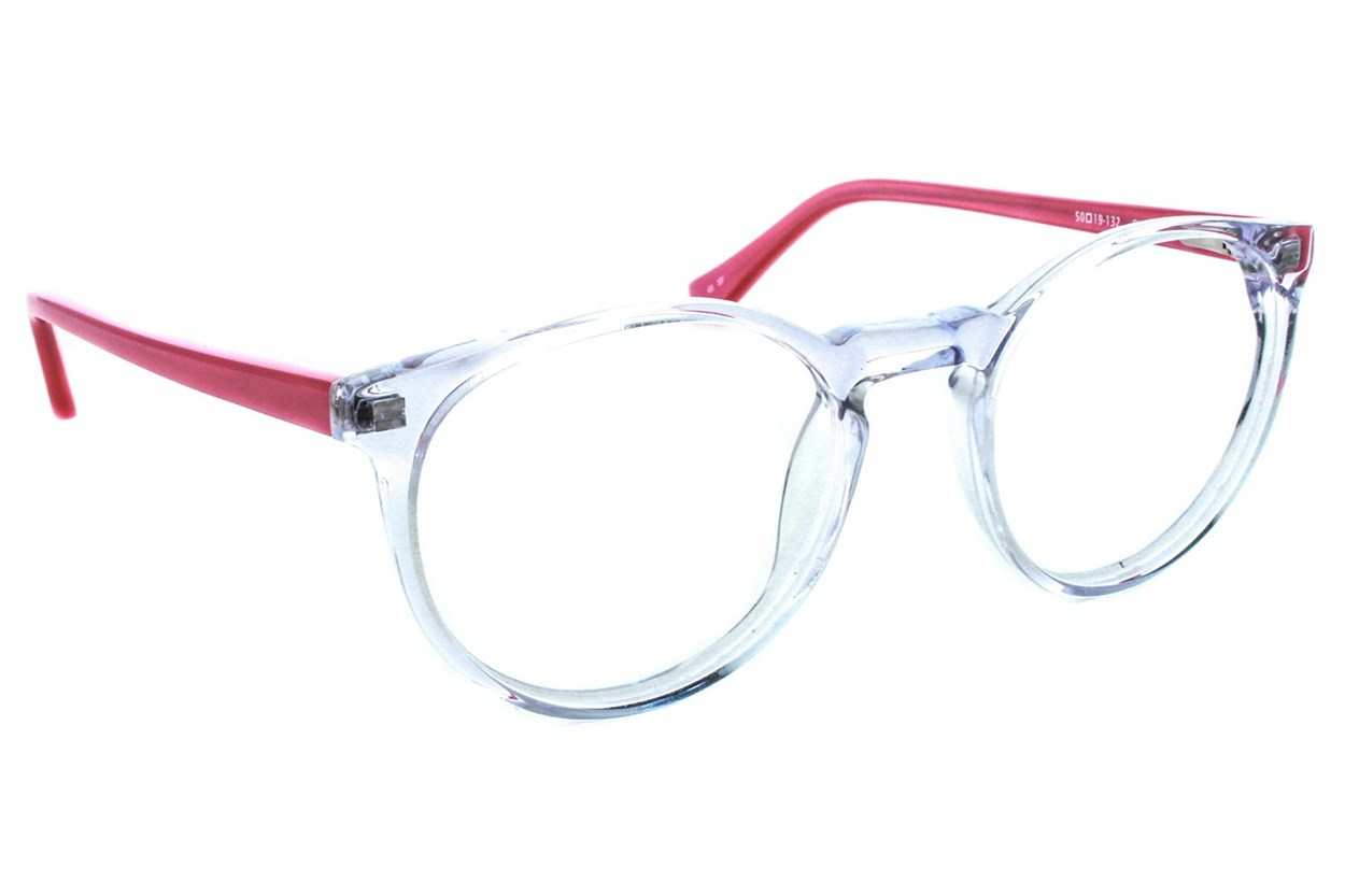 Kensie Retro Clear Glasses
