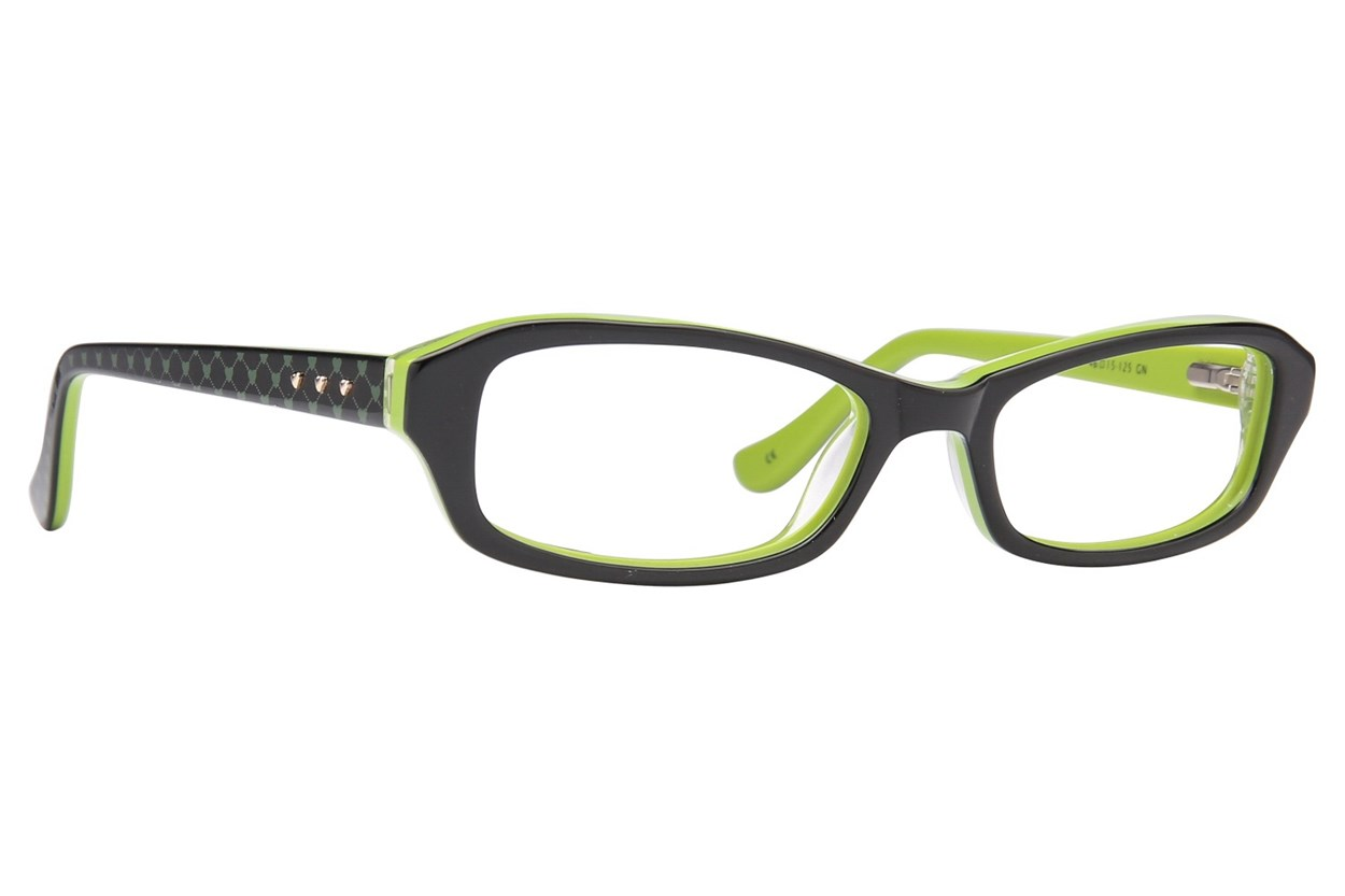 Kensie Girl Secret Green Glasses