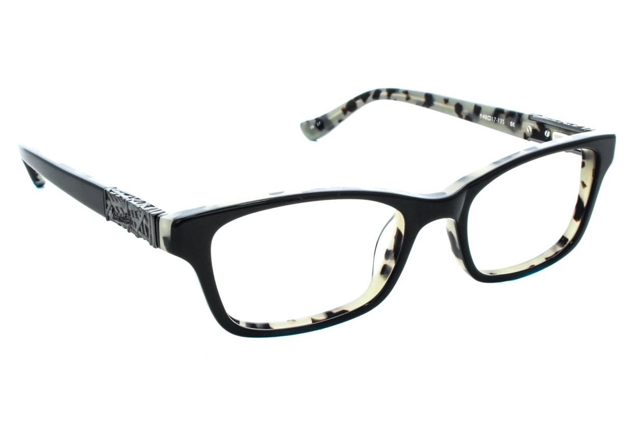 Kensie Timeless Black Glasses