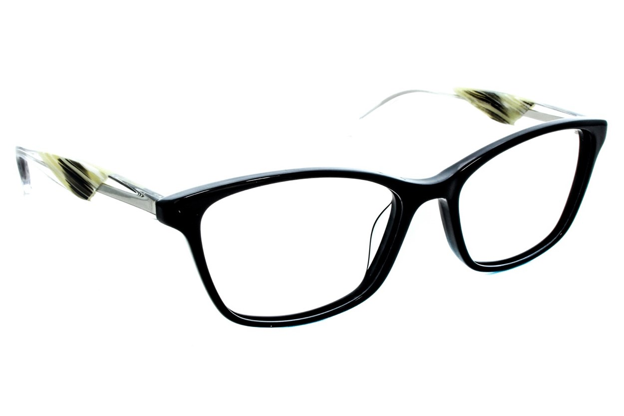 Vera Wang V322 Black Glasses