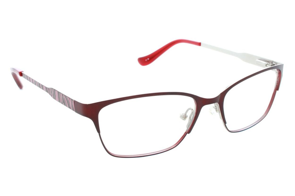 Kensie Wild Red Glasses