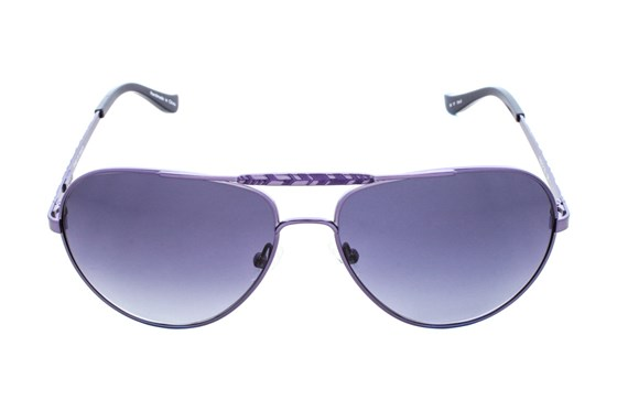 Kensie Keep In Touch Purple Sunglasses