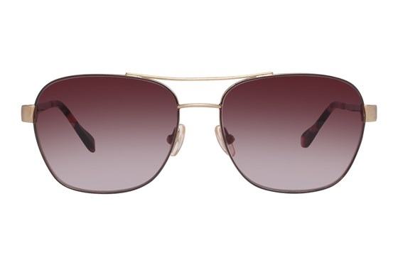 Lilly Pulitzer Kinley Gold Sunglasses