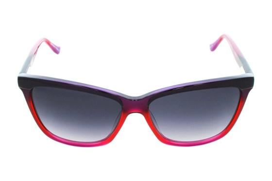 Kensie Meet Me There Red Sunglasses