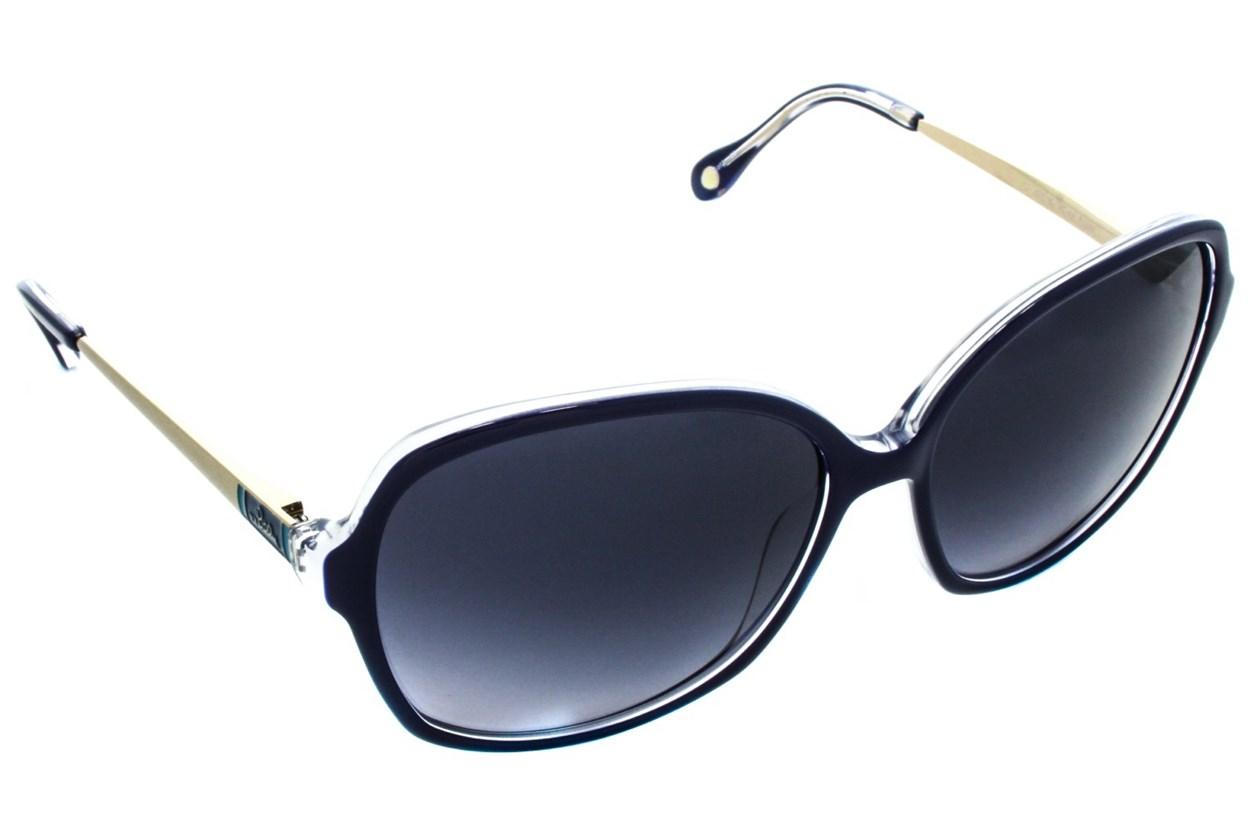 Lilly Pulitzer Payton Blue Sunglasses