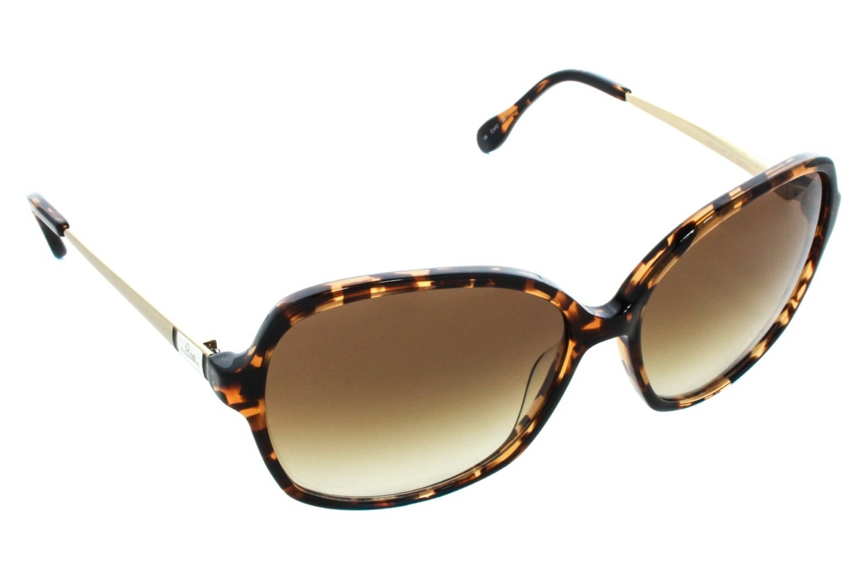 Lilly Pulitzer Payton Brown Sunglasses