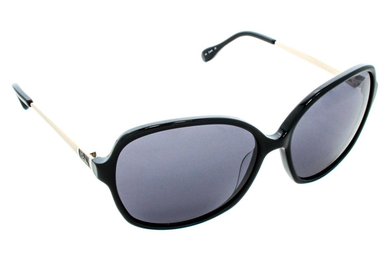 Lilly Pulitzer Payton Black Sunglasses