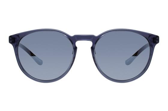 Kensie Retro Sun Blue Sunglasses