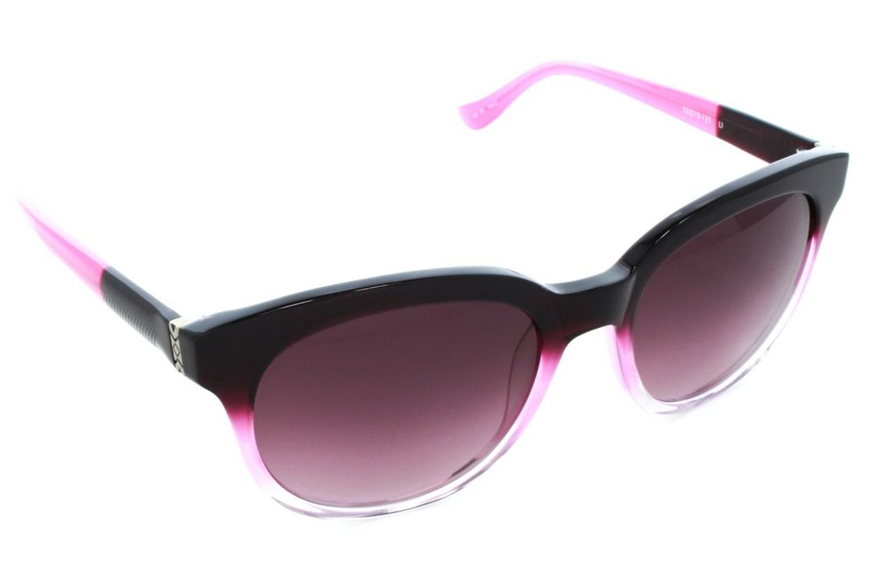 Kensie See You Later Purple Sunglasses