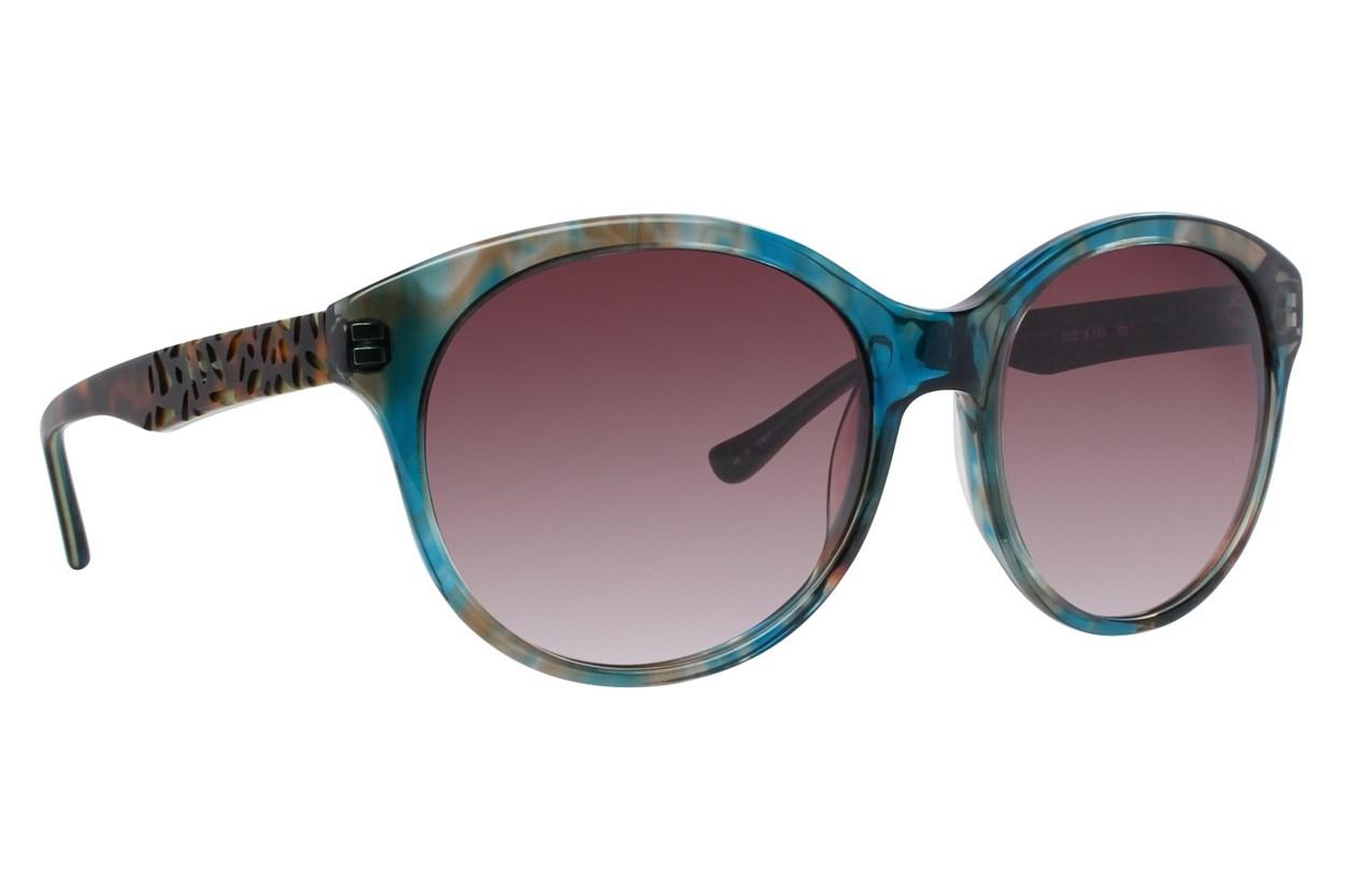 Kensie Something Pretty Tortoise Sunglasses