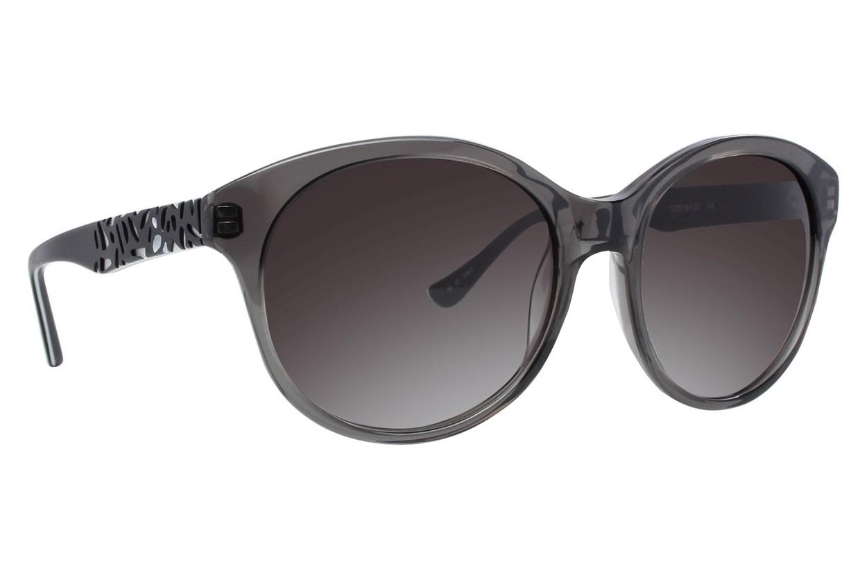 Kensie Something Pretty Gray Sunglasses
