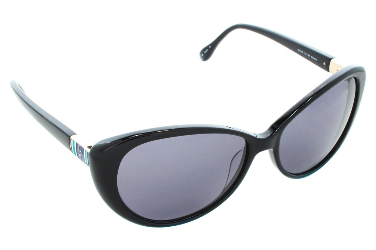 Lilly Pulitzer Stanton Sunglasses - Black