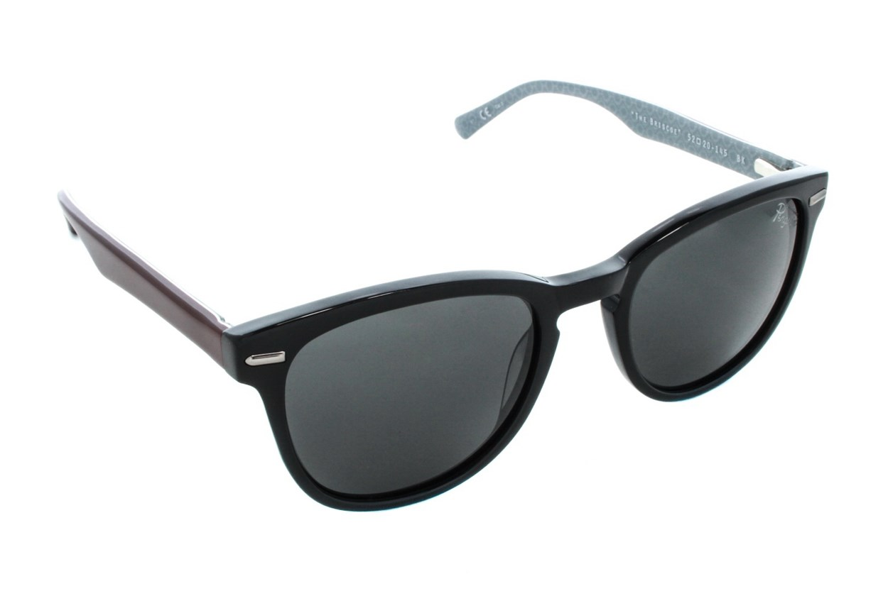 Original Penguin The Briscoe Black Sunglasses