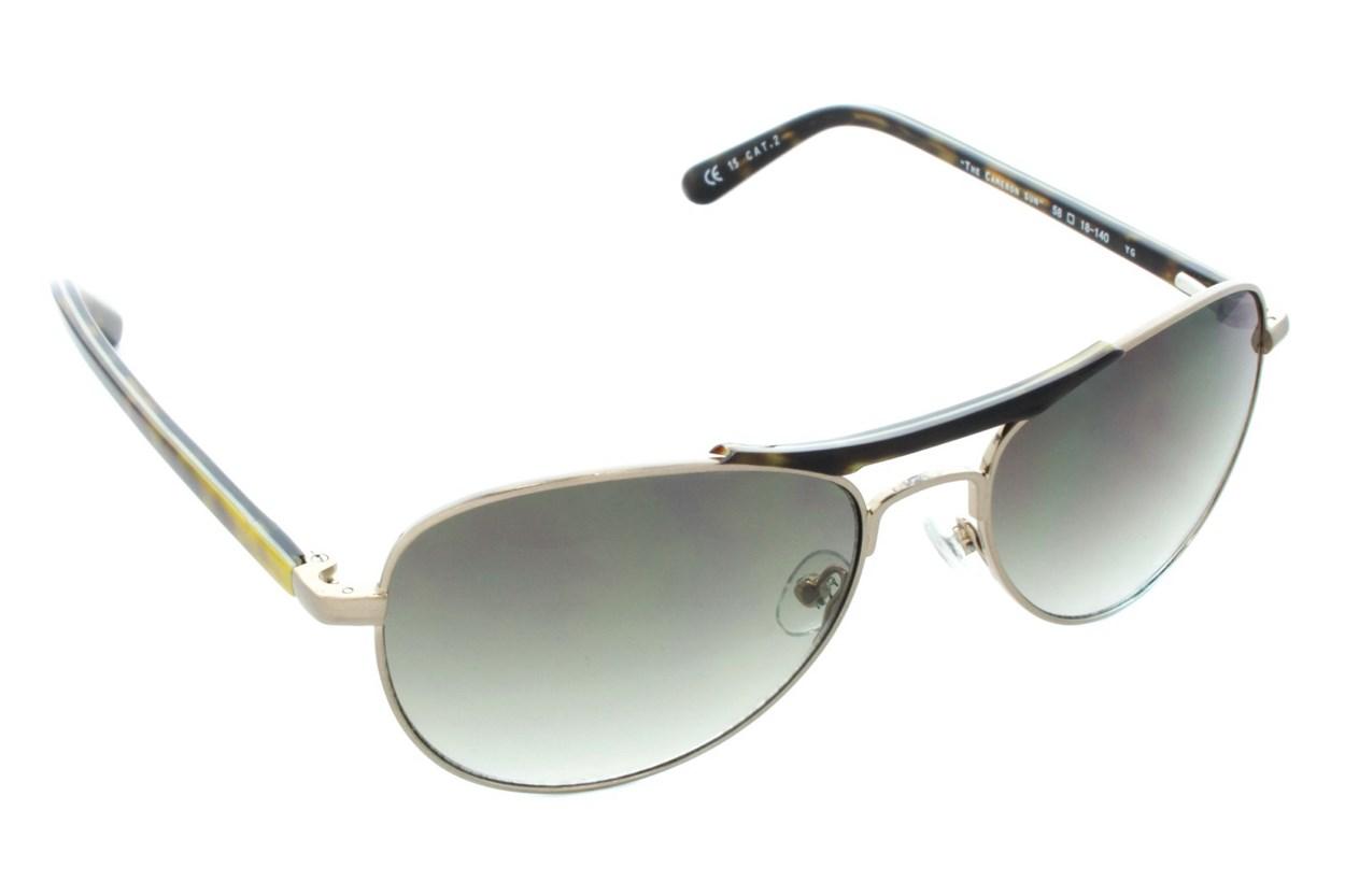 Original Penguin The Cameron Sun Gold Sunglasses