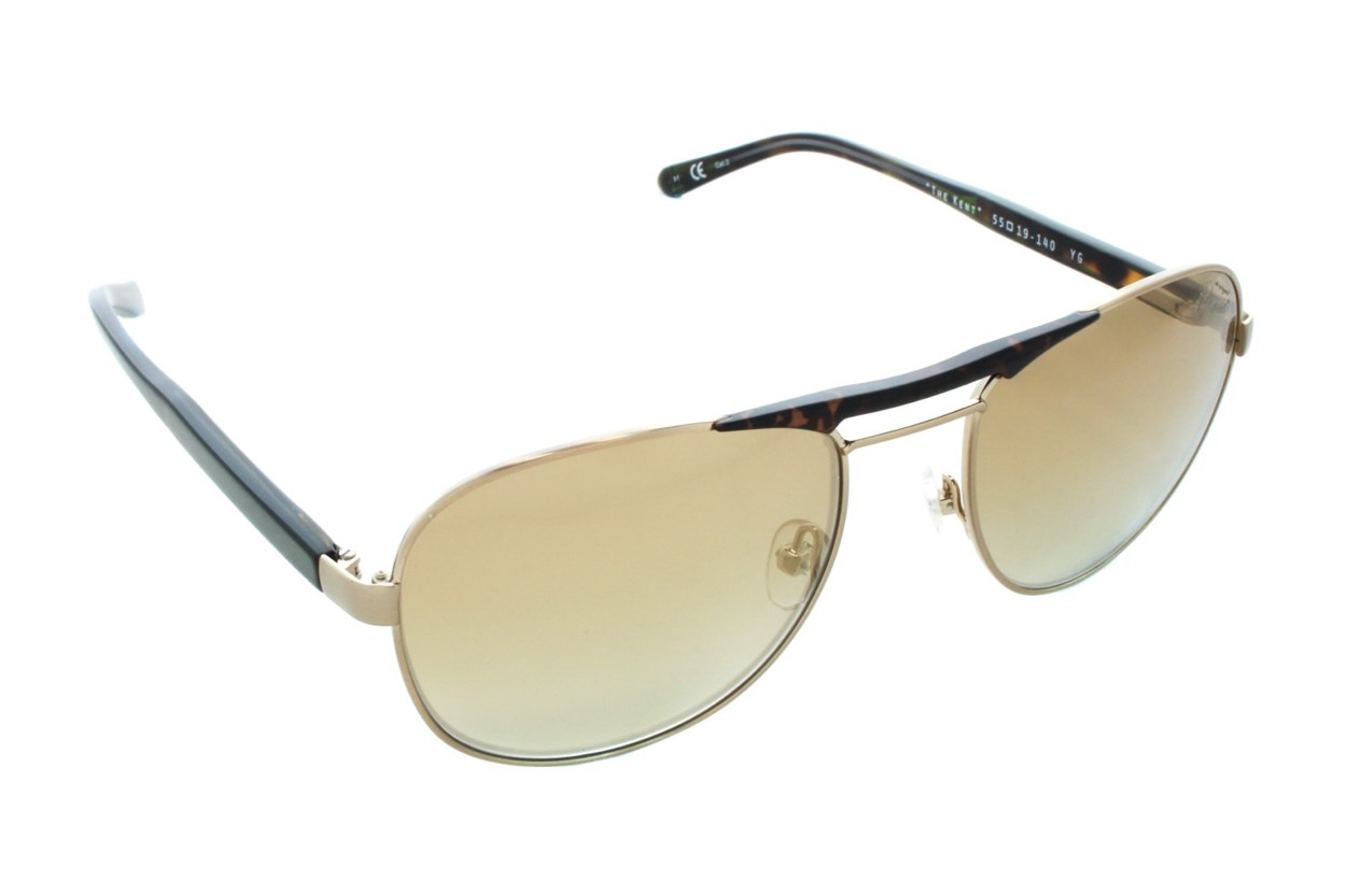 Original Penguin The Kent Sunglasses - Gold