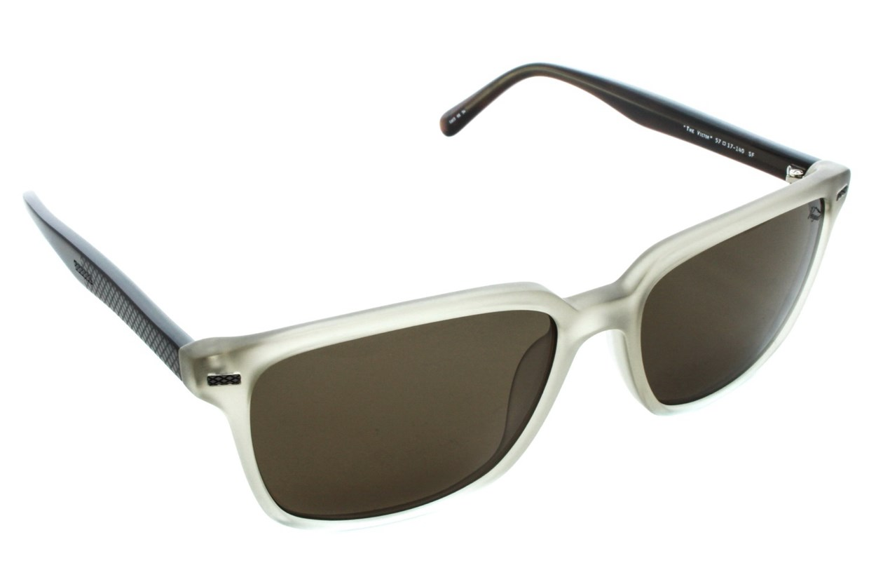 Original Penguin The Victor Clear Sunglasses