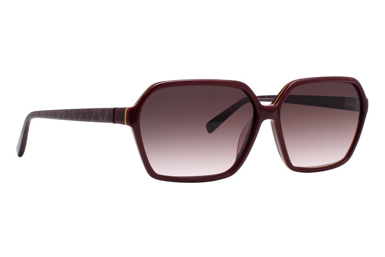 Vera Wang V408 Red Sunglasses
