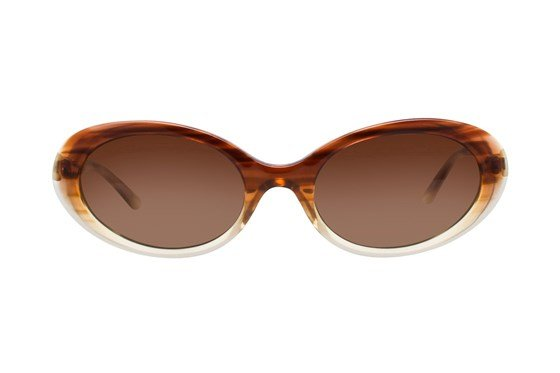Vera Wang V409 Brown Sunglasses