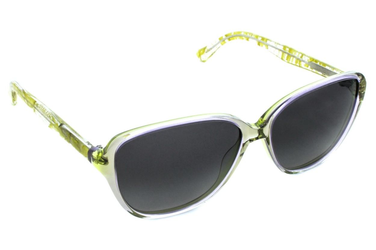 Vera Wang V411 Purple Sunglasses