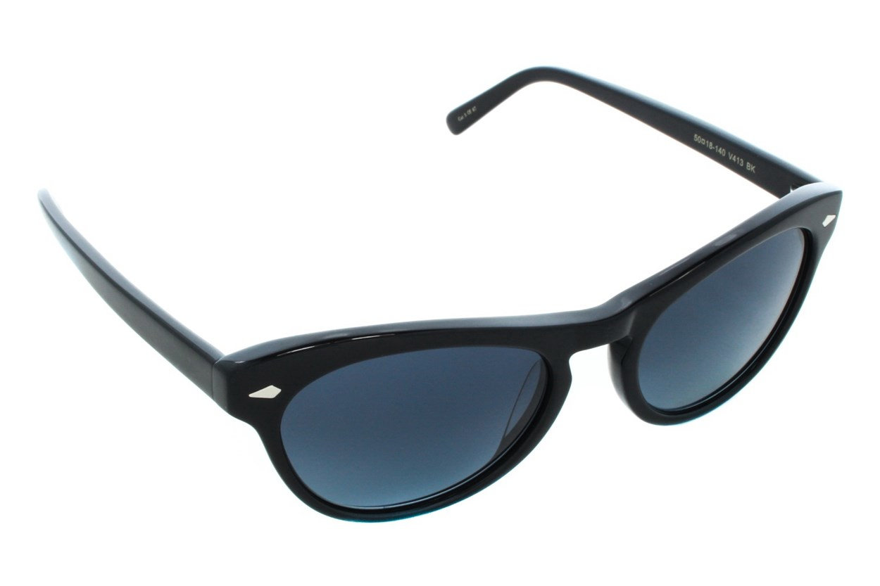 Vera Wang V413 Sunglasses - Black