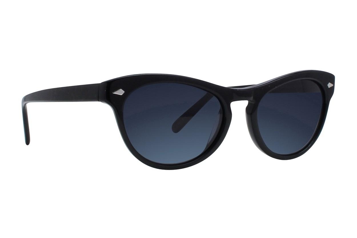Vera Wang V413 Black Sunglasses