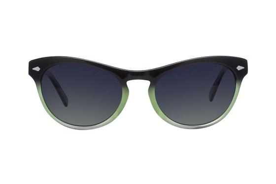 Vera Wang V413 Green Sunglasses