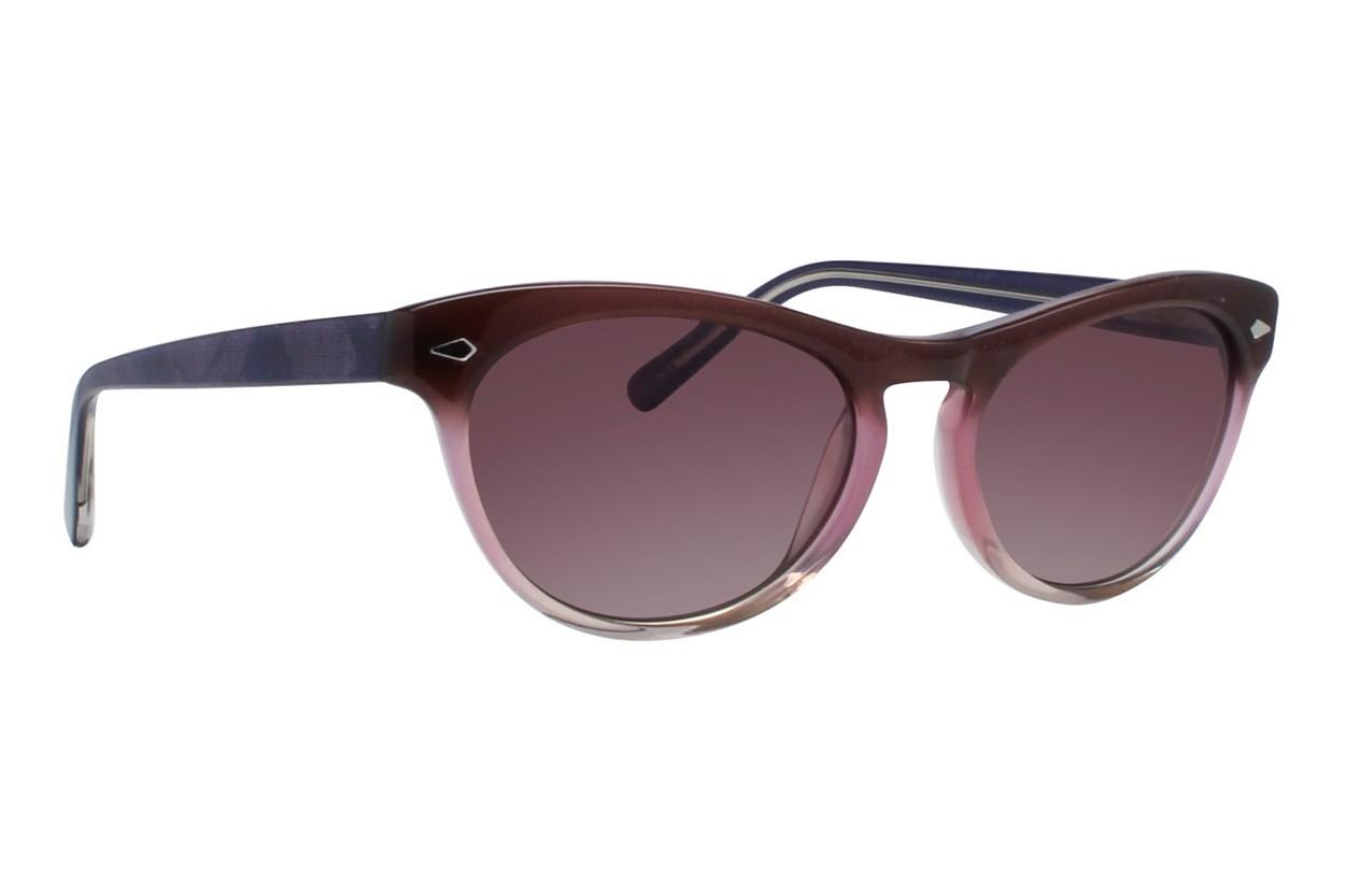 Vera Wang V413 Purple Sunglasses
