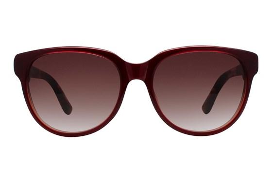 Vera Wang V414 Red Sunglasses