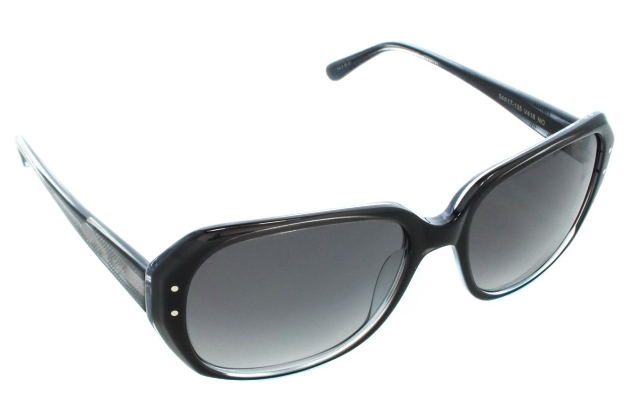 Vera Wang V416 Sunglasses - Black