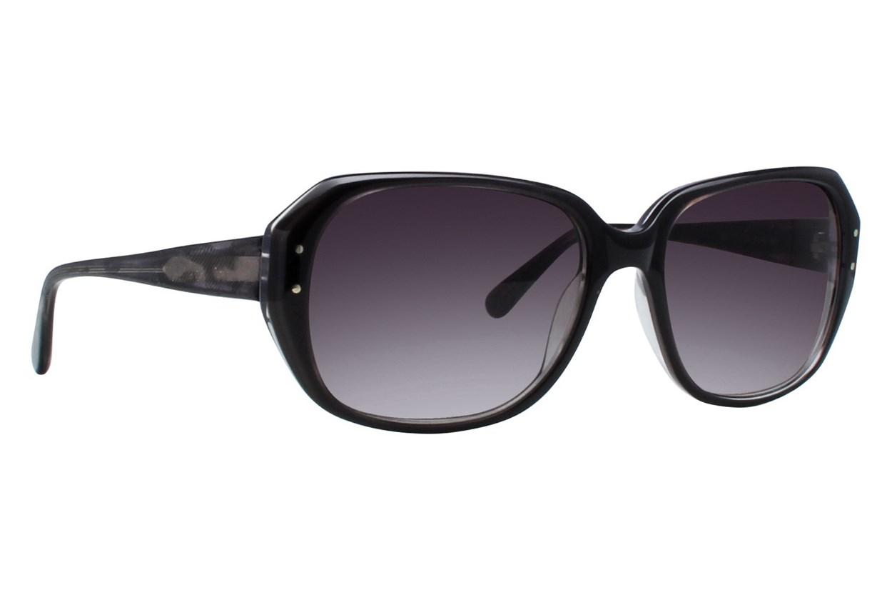 Vera Wang V416 Black Sunglasses
