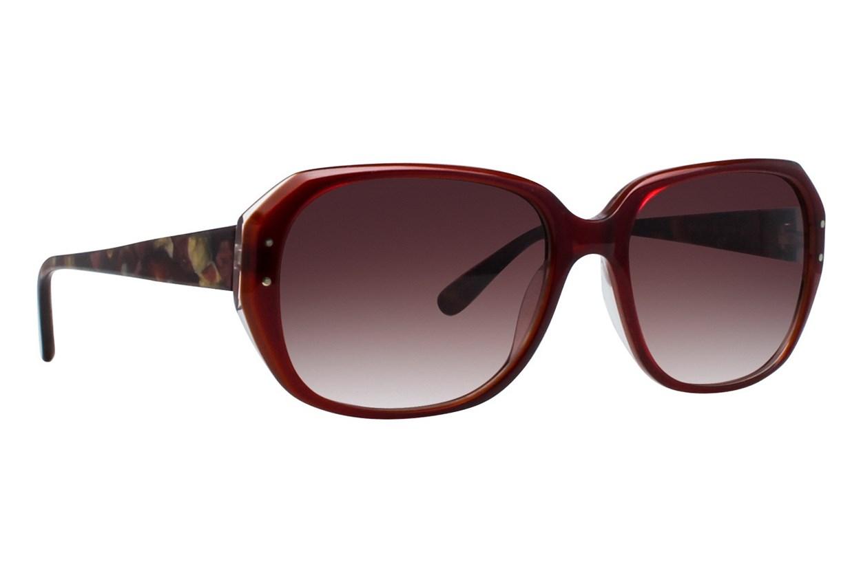 Vera Wang V416 Red Sunglasses
