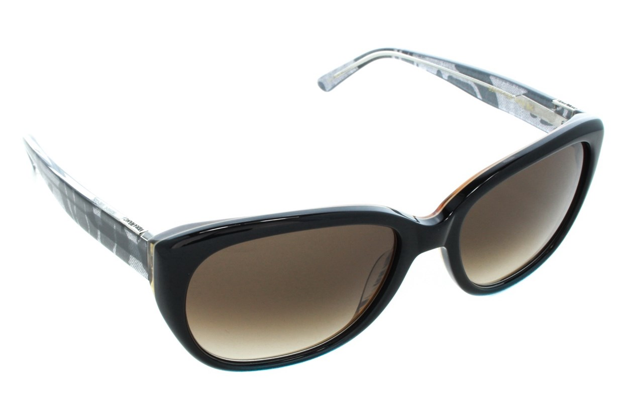 Vera Wang V418 Sunglasses - Black