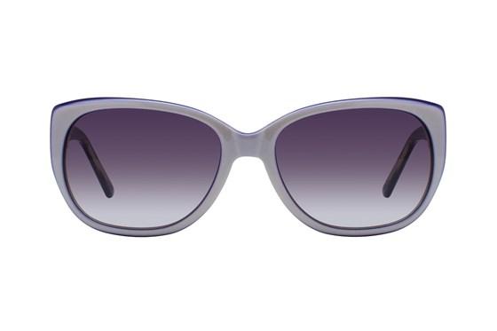 Vera Wang V418 Gray Sunglasses