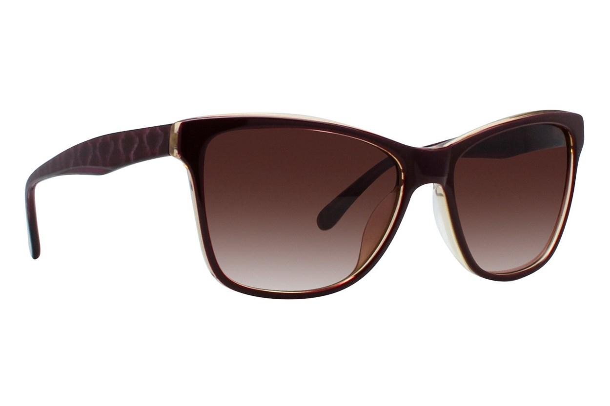 Vera Wang V419 Red Sunglasses