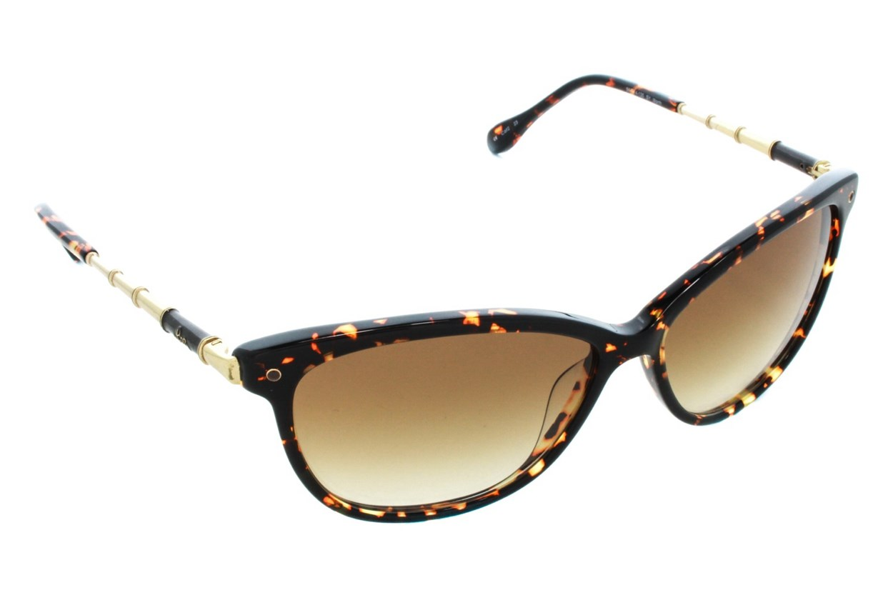 Lilly Pulitzer Worth Brown Sunglasses