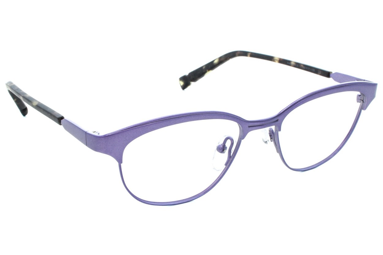 Jason Wu Adele Purple Glasses