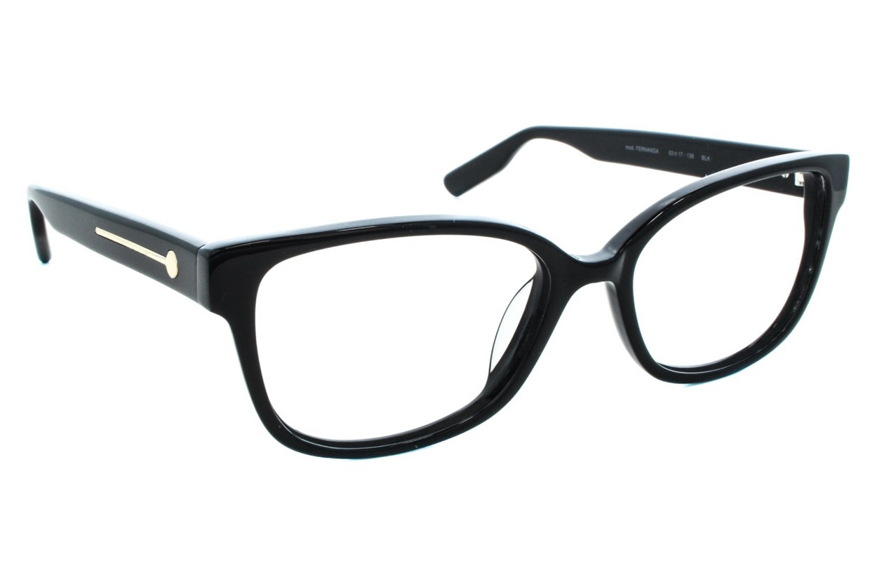 Jason Wu Fernanda Black Glasses