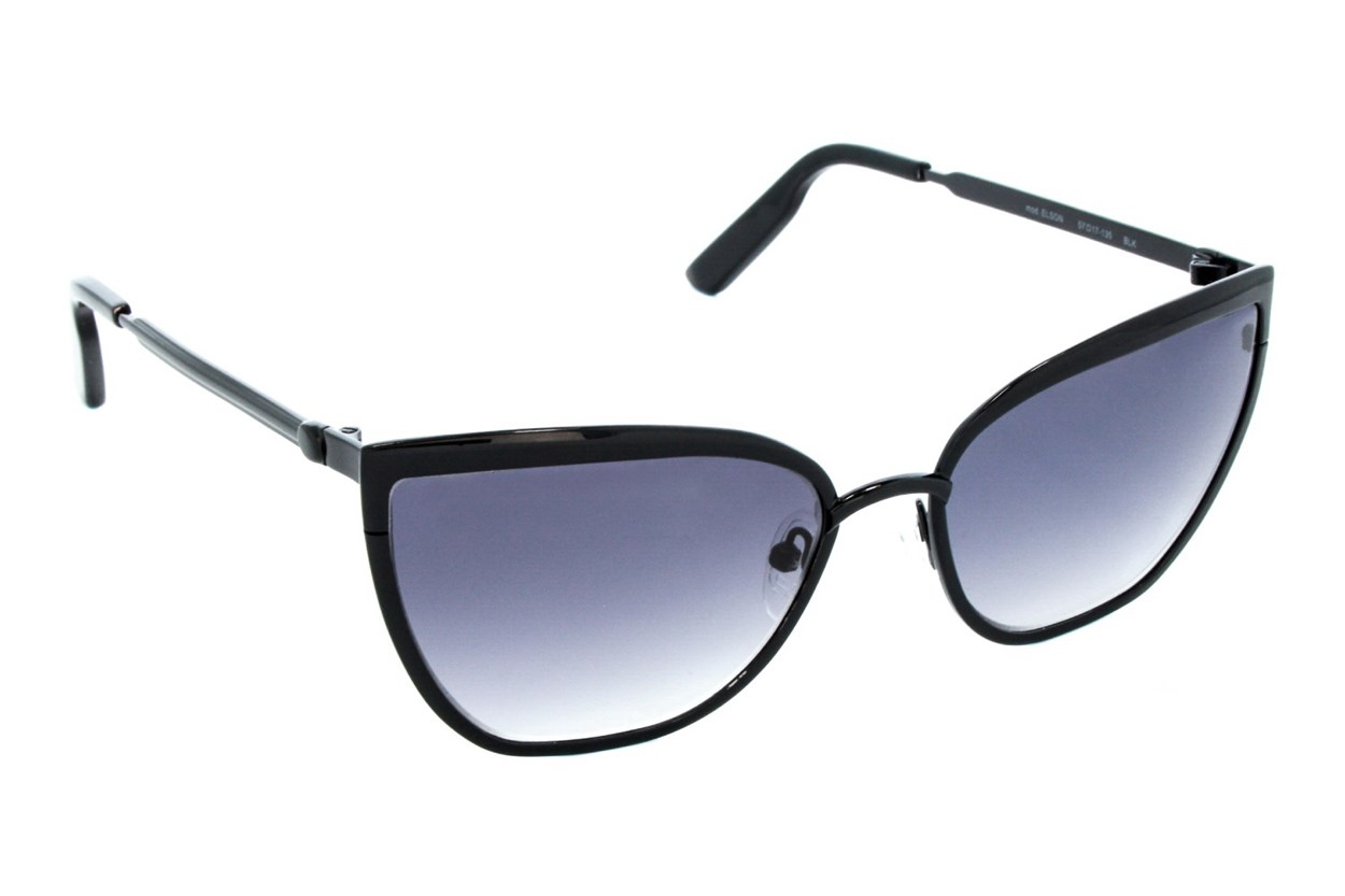 Jason Wu Elson Black Sunglasses