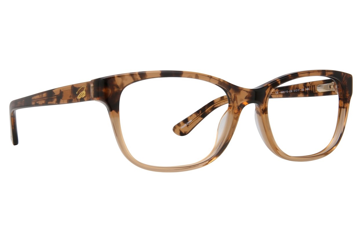 Marilyn Monroe MMO 113 Eyeglasses - Tan