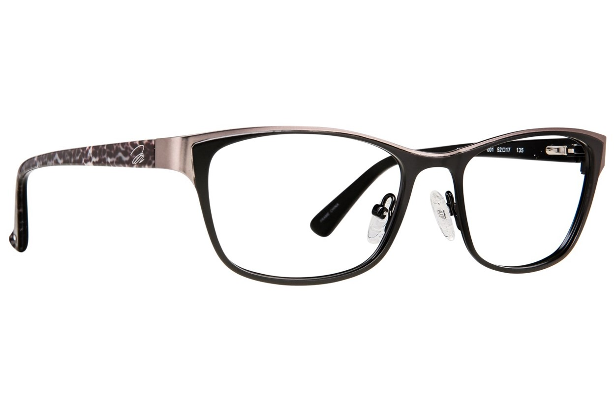 Marilyn Monroe MMO 122 Eyeglasses - Black