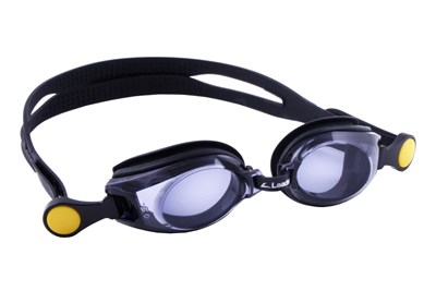 Hilco (Z Leader) Children's Prescription Swimming Goggles Black